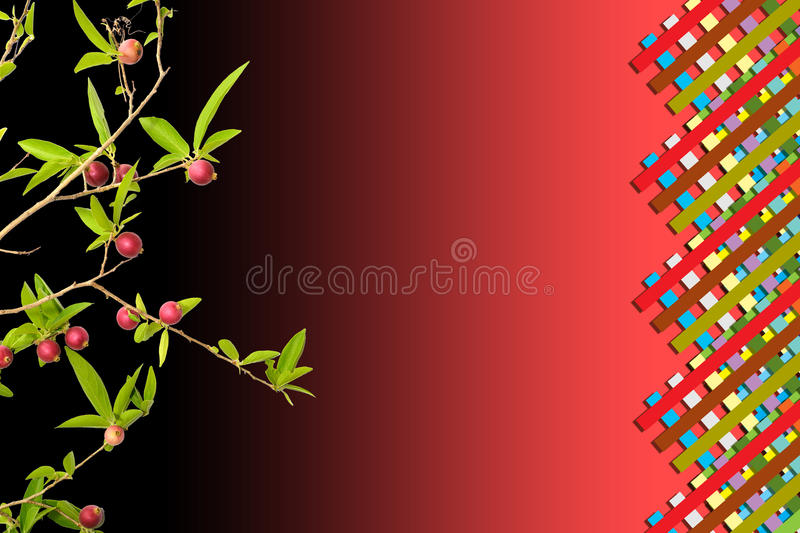 Download Fruits background stock image. Image of green, cherry - 31587249