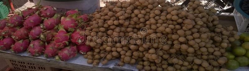 Fruits bons en Thaïlande image stock