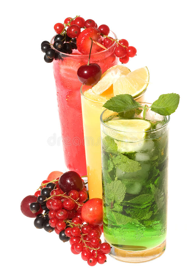 Download Fruits cocktails stock photo. Image of freshness, cold - 10279178