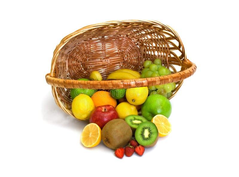 Fruits colorés photos stock