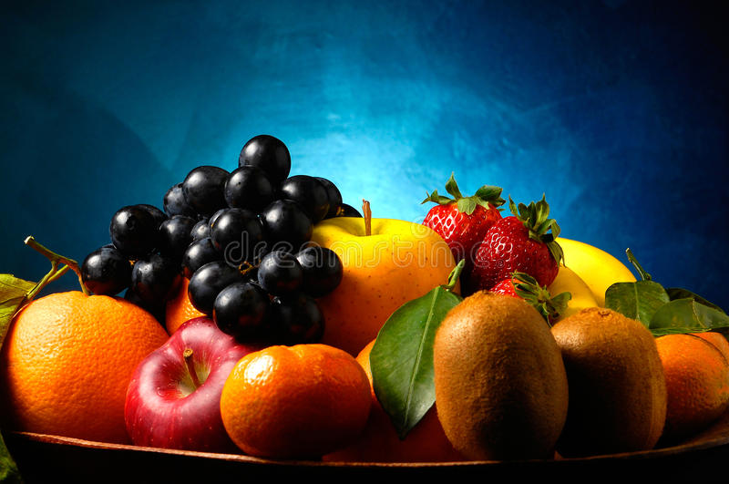 Download Fruits Composition Royalty Free Stock Images - Image: 16248389