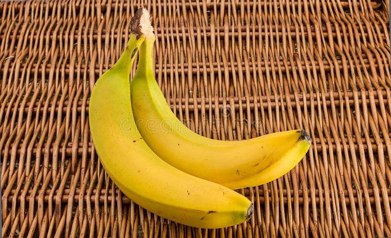 Fruits de banane photo stock