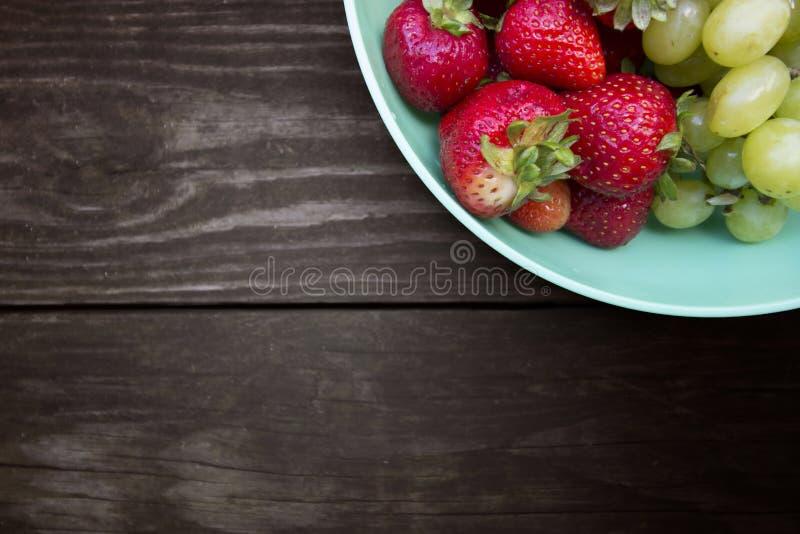 FRUITS DE DESSUS DE TABLE photo libre de droits