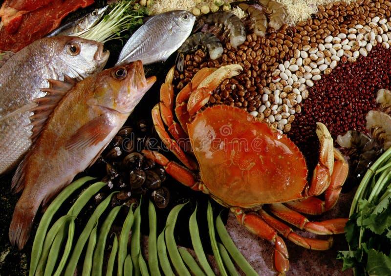 Download Fruits de mer image stock. Image du produit, légumes, japonais - 64969