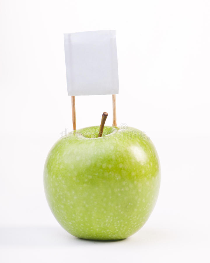 Fruits Demonstrate And Protest Stock Photography