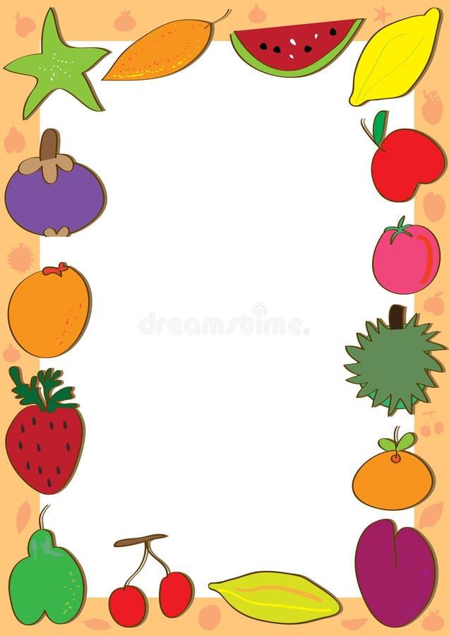 Download Fruits Doodle Sets Frame_eps Stock Vector - Image: 23847175