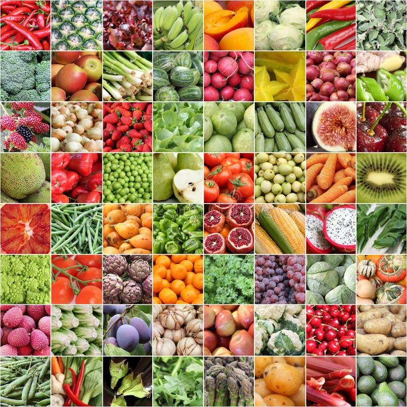 fruits et légumes photo stock