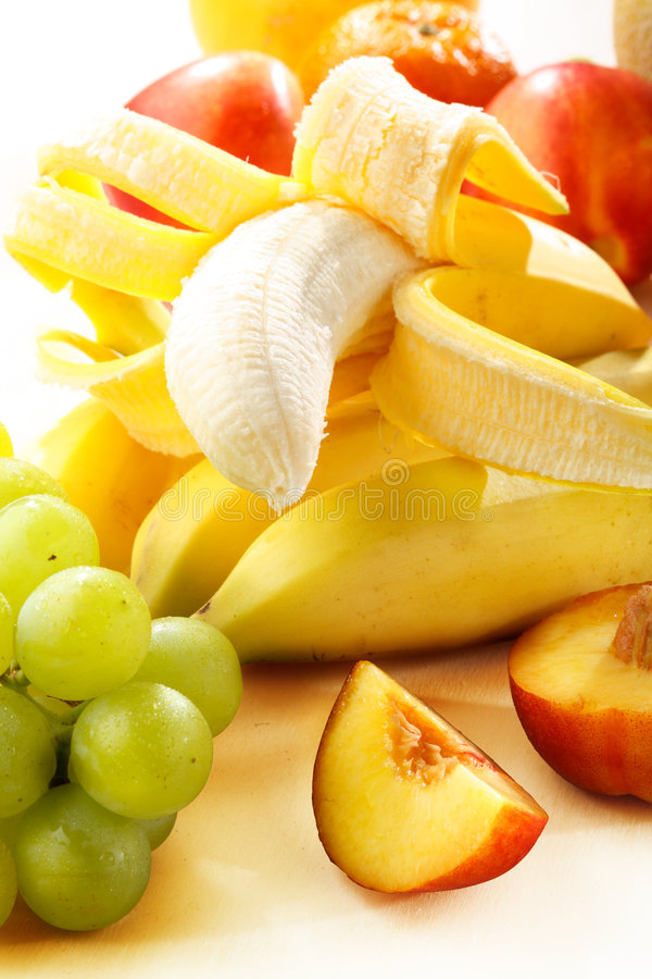 Fruits frais photographie stock