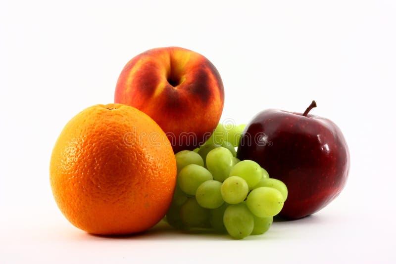 Fruits mélangés images libres de droits