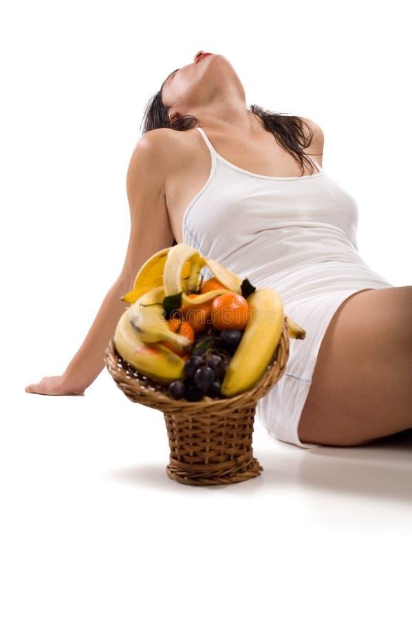 Fruits méridionaux photo stock