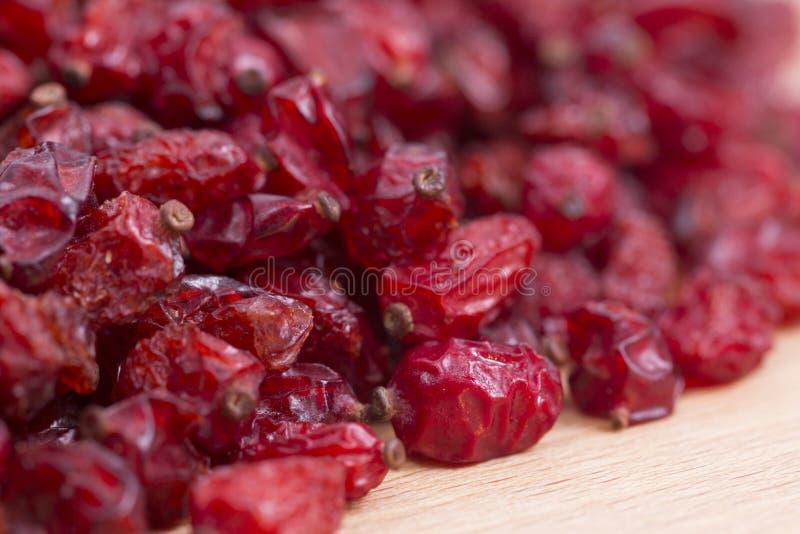 Fruits secs par groseille à maquereau images stock