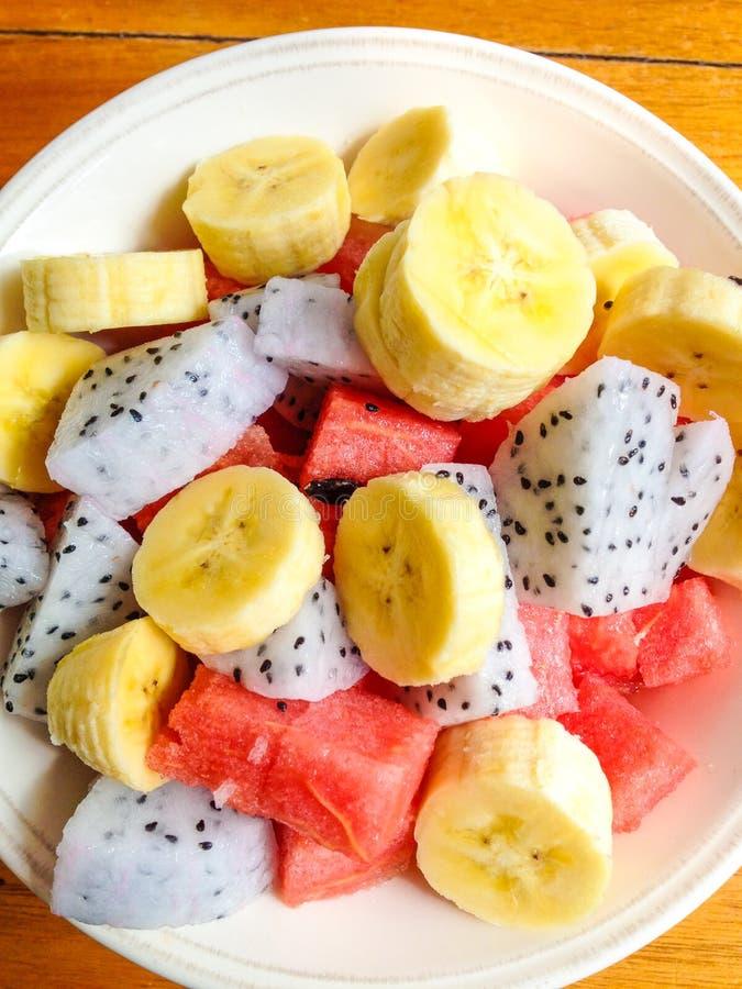 Fruits tropicaux frais image libre de droits