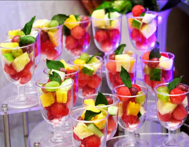 Fruits Variety royalty free stock photography