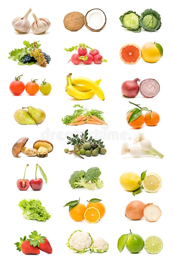 Download Fruits and vegetables stock image. Image of apple, fruits - 15423421