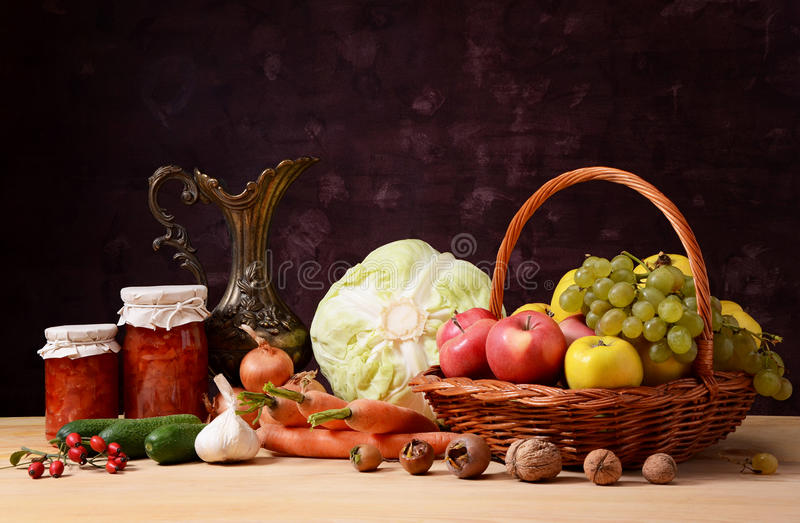 Download Fruits And Vegetables Stock Image - Image: 22681411