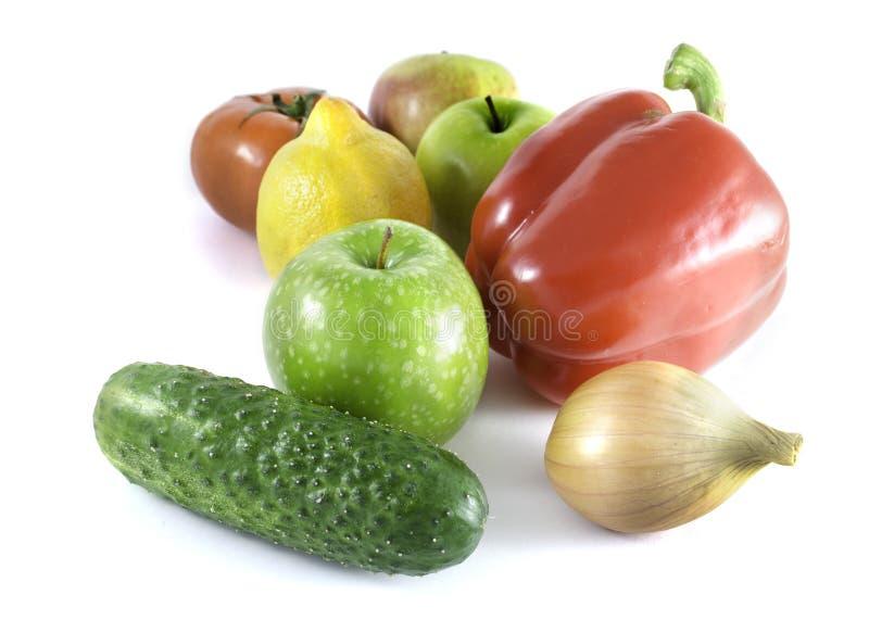 Fruits&Vegetables imágenes de archivo libres de regalías