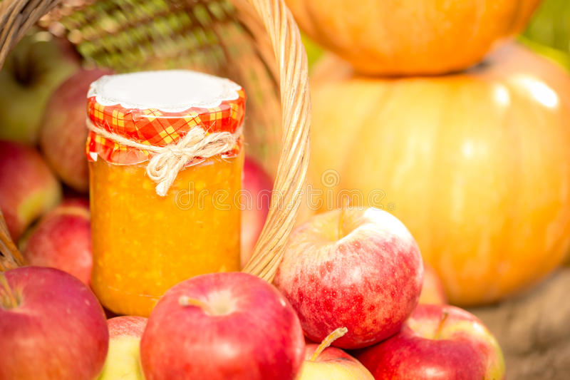 Download Fruits And Vegetables In Autumn Stock Image - Image: 33623757