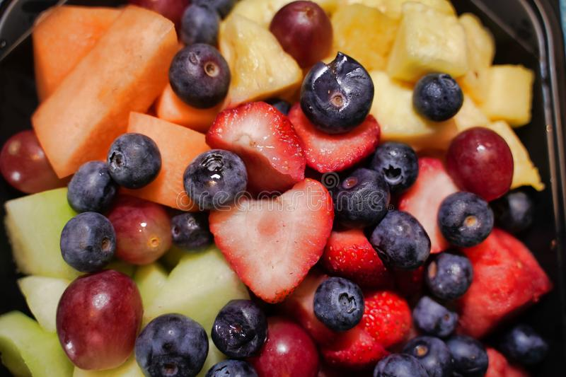 Fruits yummy tasty good stock photography
