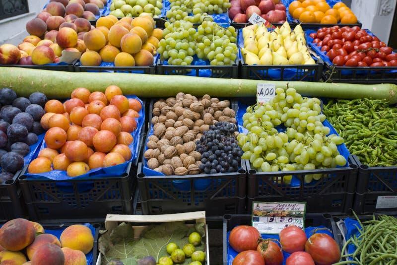 fruitstand 免版税库存照片