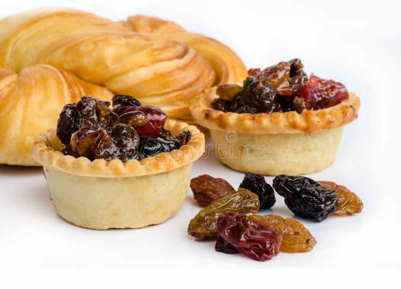 Fruittartlet royalty-vrije stock foto's