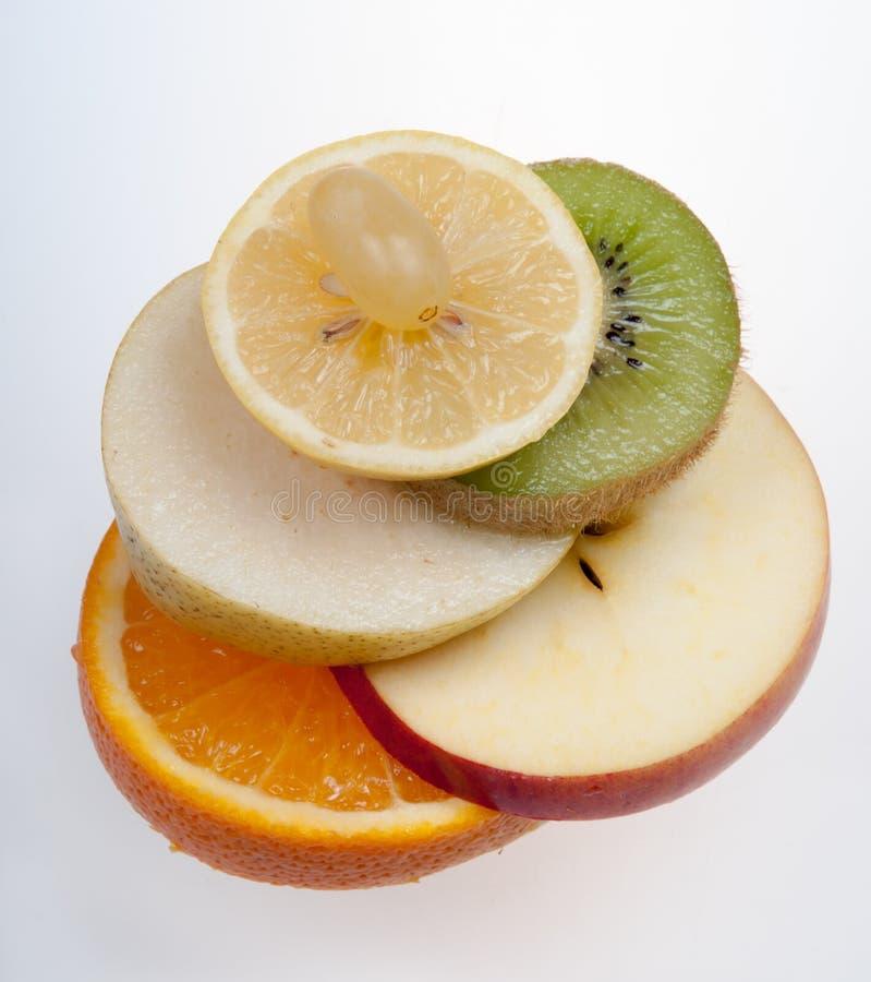 Fruittoren royalty-vrije stock fotografie