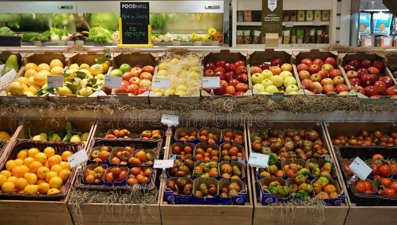 Fruittribune stock foto