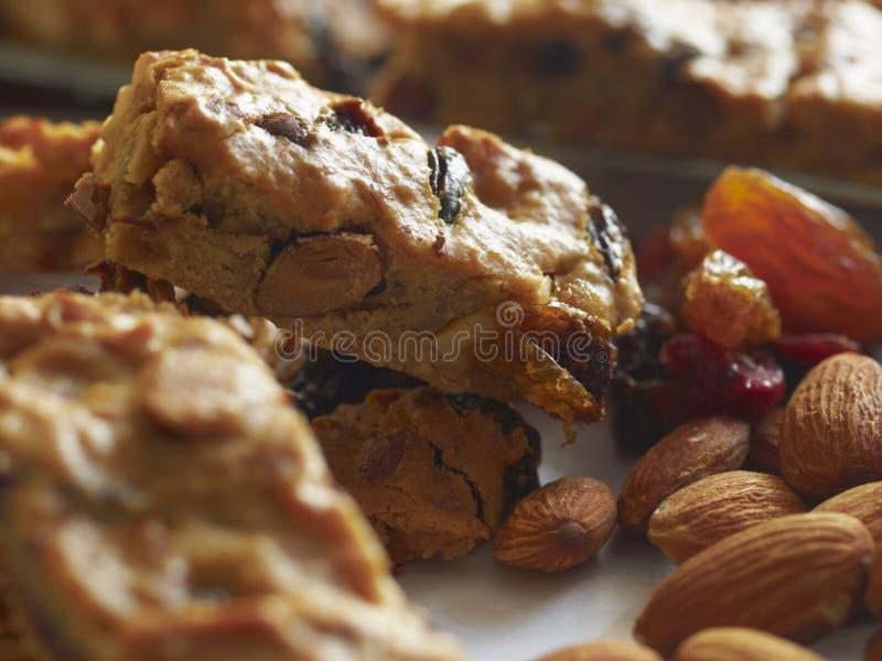 fruity штанги chewy стоковые фотографии rf