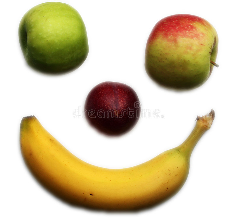 Download Fruity Face stock photo. Image of nutrition, fruit, vitamins - 5955390