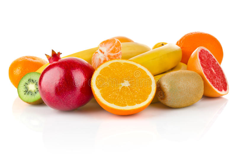 Download Fruity still life stock photo. Image of delicious, food - 22412296