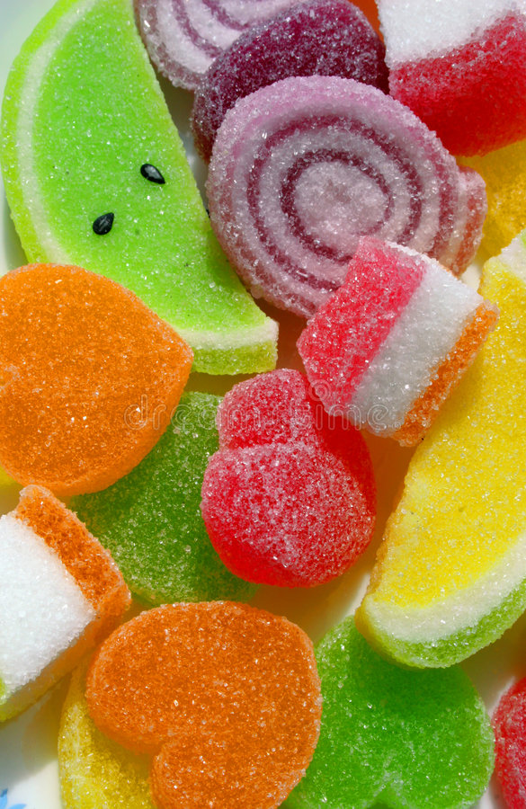 Free Fruity Sweets Stock Images - 700374