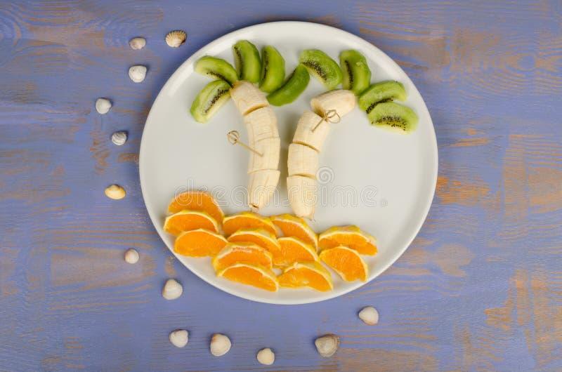 Fruity wyspa zdjęcia royalty free