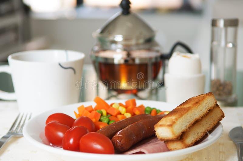 Download Frukost fotografering för bildbyråer. Bild av beverly, ingredienser - 510963