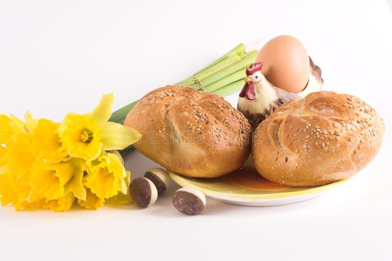 Download Frukost easter fotografering för bildbyråer. Bild av nytt - 519017