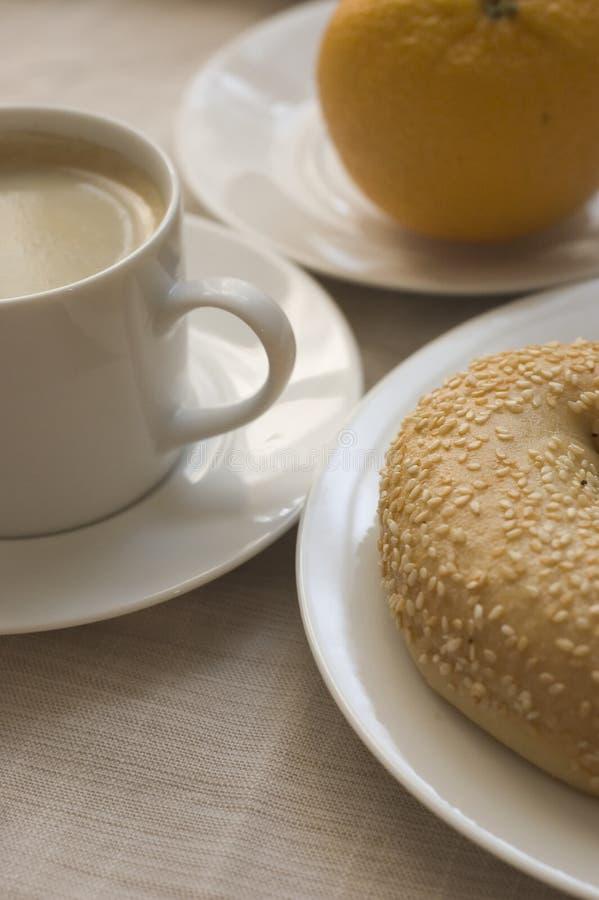 frukostformstudy royaltyfri bild