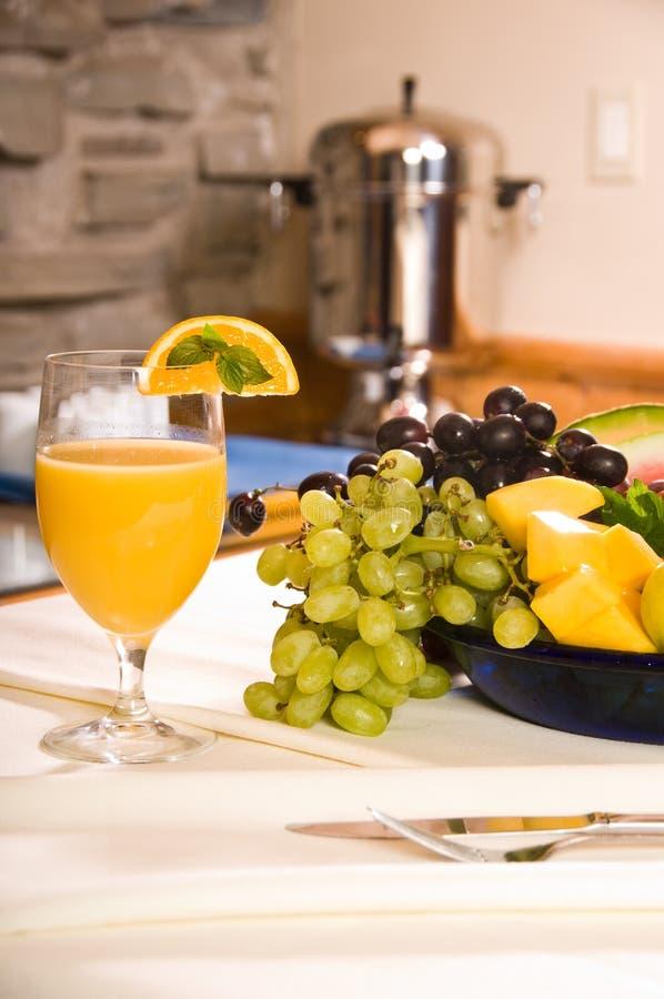frukostfrukter arkivbild
