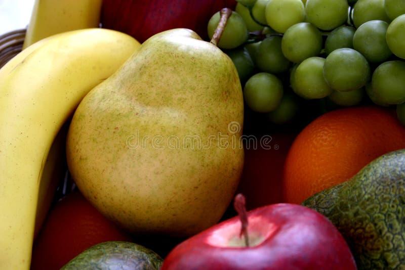 Download Frukt arkivfoto. Bild av samling, pear, frukt, druvor, färger - 248844