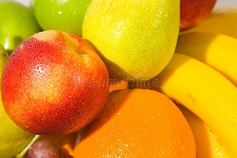 Download Frukt- fotografering för bildbyråer. Bild av close, flathet - 283733