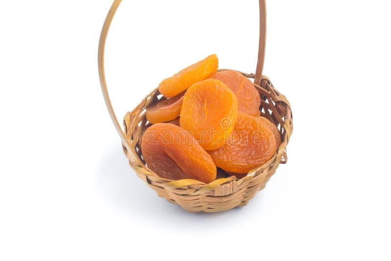 Frukt för torkade aprikors arkivfoto