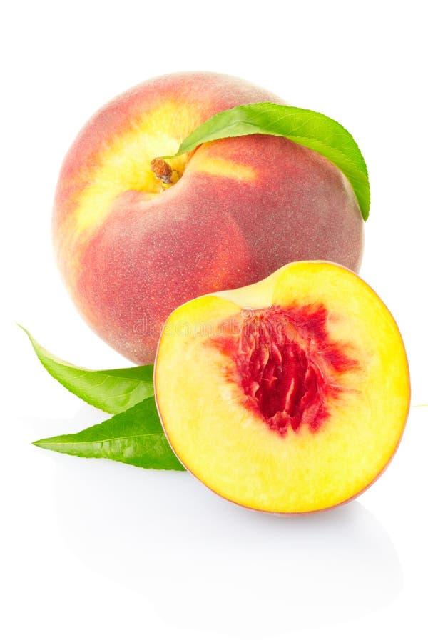 frukt låter vara persikan fotografering för bildbyråer