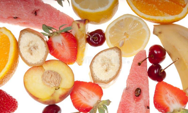 Frukter royaltyfri fotografi