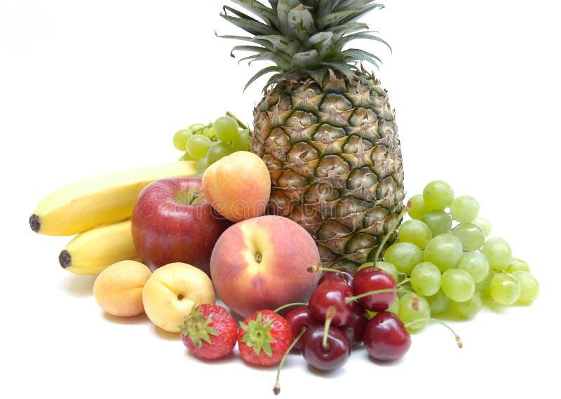 frukter iii royaltyfri fotografi