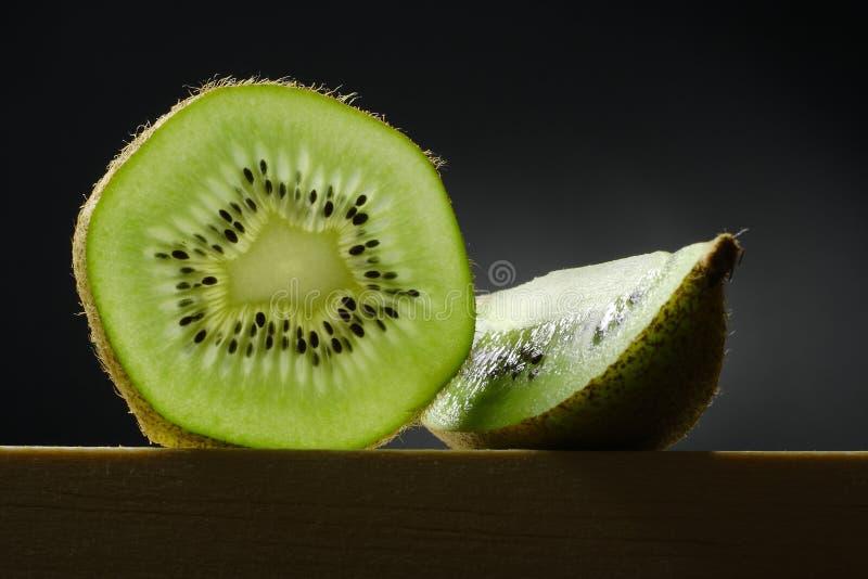fruktkiwilivstid fortfarande royaltyfria bilder