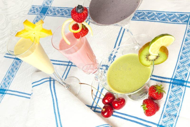 Fruktparti royaltyfri fotografi