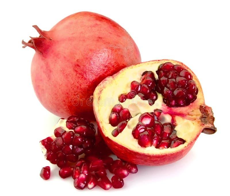 fruktpomegranate arkivbild
