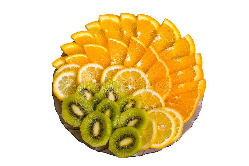 fruktsallad royaltyfri bild