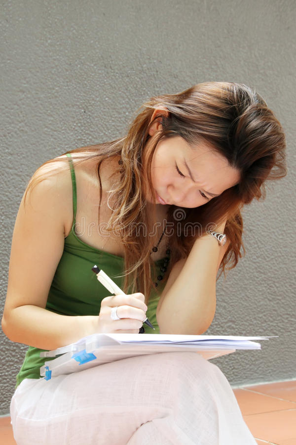 Frustrated stock photography