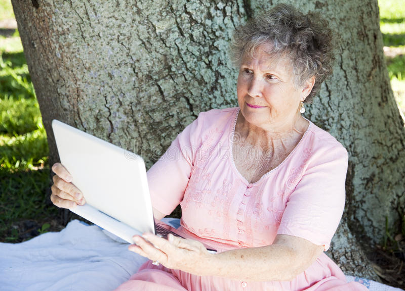 Download Frustrated by Computer stock image. Image of sitting - 17798537