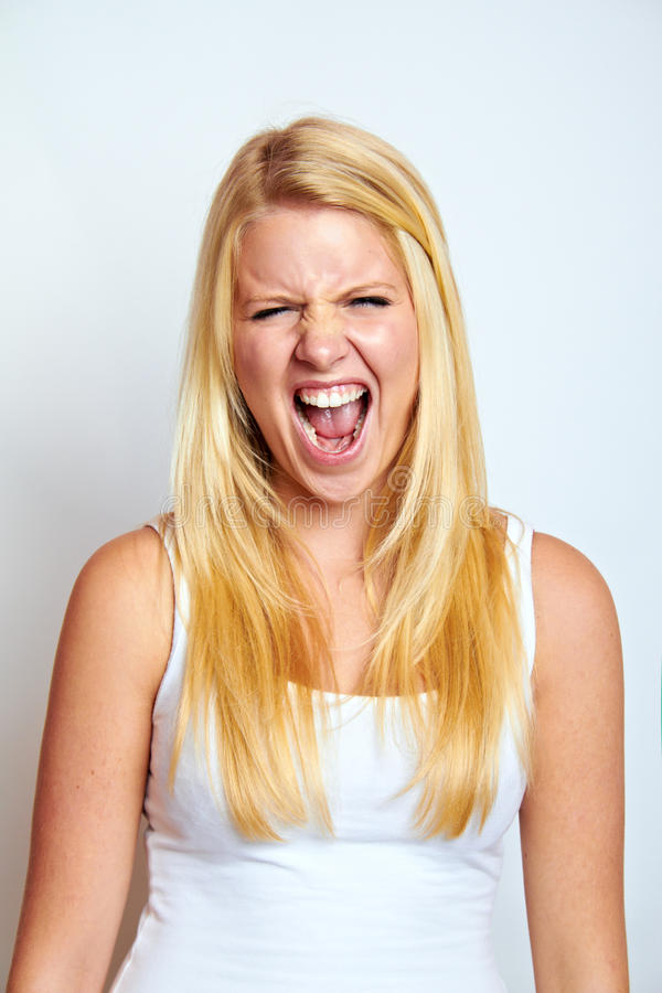 Download Frustrated Woman Stock Photos - Image: 23477313