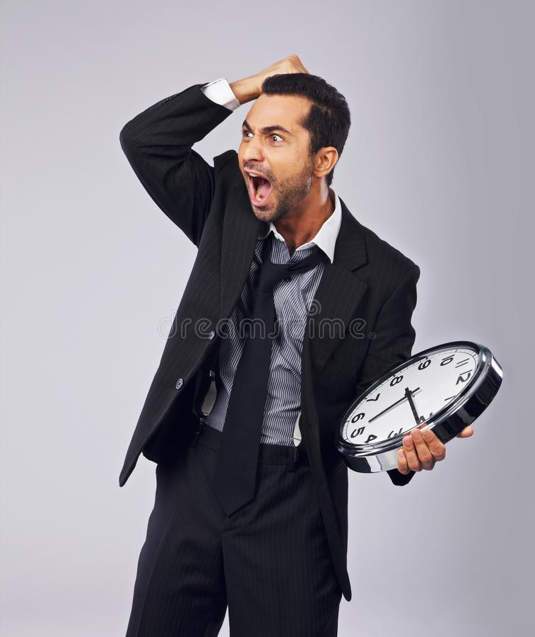 Download This Is So Frustrating stock photo. Image of executive - 30814174