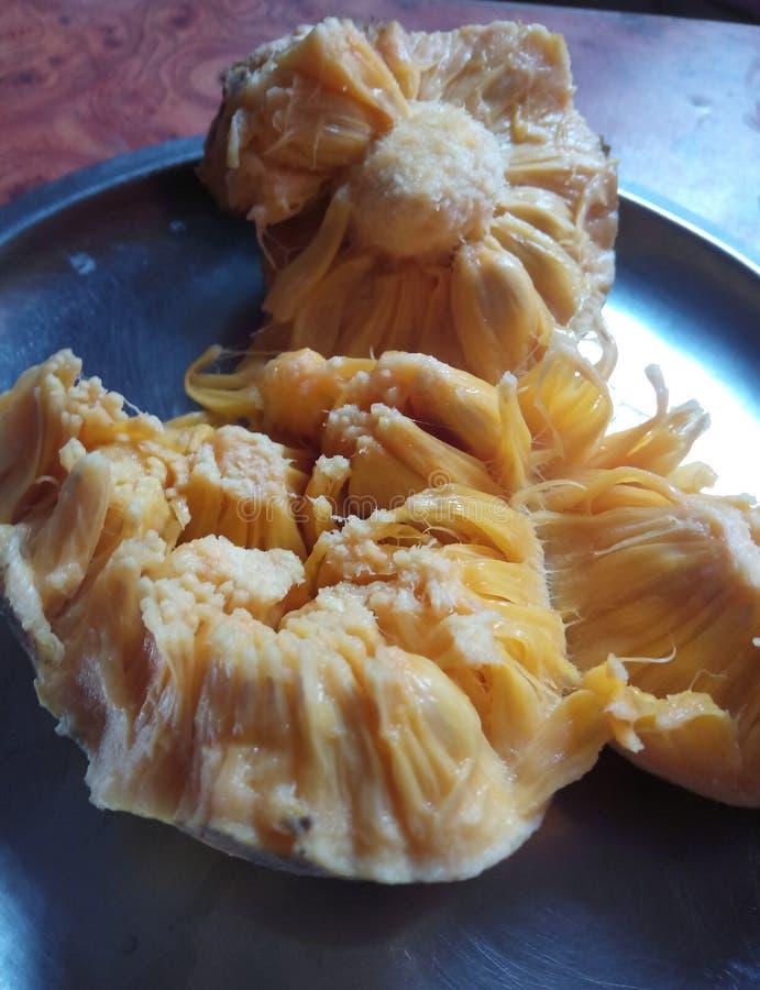 Fruta única de la mantequilla foto de archivo libre de regalías